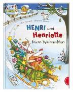 Cover-Bild zu Henri und Henriette: Henri und Henriette feiern Weihnachten