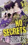 Cover-Bild zu Kanai, Kei: No Secrets in this Business 02