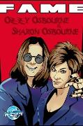 Cover-Bild zu Frizell, Michael L.: FAME: Ozzy Osbourne and Sharon Osbourne (eBook)