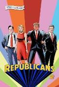 Cover-Bild zu Frizell, Michael: Political Power: Republicans 2: Rand Paul, Donald Trump, Marco Rubio and Laura Ingraham (eBook)