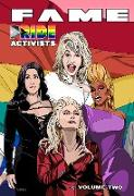 Cover-Bild zu Frizell, Michael: FAME: Pride Activists: Dolly Parton, Cher, RuPaul and Lady Gaga (eBook)