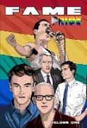 Cover-Bild zu Frizell, Michael: FAME: Pride: Pete Buttigieg, Anderson Cooper, Tom Daley, Freddie Mercury and Ryan Murphy (eBook)