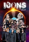 Cover-Bild zu Frizell, Michael: Icons of Rock 5: Jerry Garcia, Guns N' Roses, Bon Jovi and Kurt Cobain (eBook)