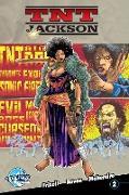 Cover-Bild zu Frizell, Michael: TNT Jackson #2 (eBook)