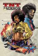 Cover-Bild zu Frizell, Michael: TNT Jackson: Trade Paperback (eBook)