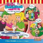 Cover-Bild zu Bibi Blocksberg Kurzhörspiele - Bibi erzählt: Freundinnengeschichten (Audio Download) von Weigand, Klaus-P.