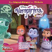 Cover-Bild zu Disney - Vampirina - Folge 10: Hauntley-Halloween/ Frankenblume/ Vampirina-Ballerina/ Schatzjäger (Audio Download) von Stark, Conny