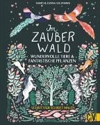 Cover-Bild zu Im Zauberwald von Goldhawk, Harry & Zanna