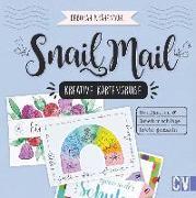 Cover-Bild zu Snail Mail - Kreative Kartengrüße von Krähenbühl, Deborah