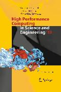 Cover-Bild zu Nagel, Wolfgang E. (Hrsg.): High Performance Computing in Science and Engineering '19 (eBook)