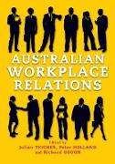 Cover-Bild zu Gough, Richard (Hrsg.): Australian Workplace Relations