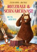 Cover-Bild zu Gough, Julian: Rotzhase & Schnarchnase - Das Tal wird kahl - Band 4