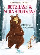 Cover-Bild zu Gough, Julian: Rotzhase & Schnarchnase - Möhrenklau im Bärenbau - Band 1