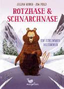 Cover-Bild zu Gough, Julian: Rotzhase & Schnarchnase - Ein schlimmer Bestimmer - Band 5