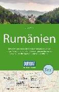 Cover-Bild zu DuMont Reise-Handbuch Reiseführer Rumänien. 1:930'000