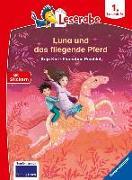 Cover-Bild zu Kiel, Anja: Luna und das fliegende Pferd