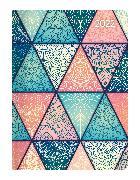 Cover-Bild zu ALPHA EDITION (Hrsg.): Mini-Buchkalender Style Oriental 2022 - Taschen-Kalender A6 - Elefant - Day By Day - 352 Seiten - Notiz-Buch - Alpha Edition