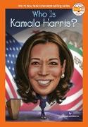 Cover-Bild zu Who Is Kamala Harris? (eBook)