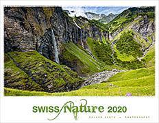 Cover-Bild zu Cal. Swiss Nature Ft. 40x31 2020