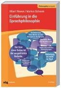 Cover-Bild zu Newen, Albert: Einführung in die Sprachphilosophie
