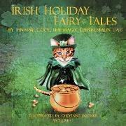 Cover-Bild zu Finn McCool the Magic Leprechaun Cat: Irish Holiday Fairy Tales