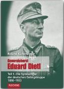 Cover-Bild zu Kaltenegger, Roland: Generaloberst Eduard Dietl 01