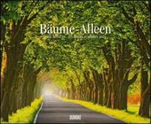 Cover-Bild zu DUMONT Kalender (Hrsg.): Bäume - Alleen 2022 - Wandkalender 52 x 42,5 cm - Spiralbindung