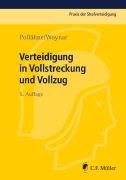 Cover-Bild zu Pollähne, Helmut: Verteidigung in Vollstreckung und Vollzug