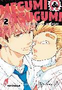 Cover-Bild zu Si, Mitsuru: Megumi & Tsugumi - Alphatier vs. Hitzkopf 2