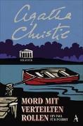 Cover-Bild zu Mord mit verteilten Rollen von Christie, Agatha
