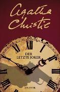 Cover-Bild zu Der letzte Joker von Christie, Agatha