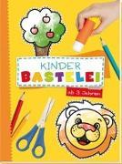 Cover-Bild zu Trötsch Verlag GmbH & Co. KG (Hrsg.): Trötsch Bastelbuch mit Bastelbögen Kinderbastelei ab 3 Jahren