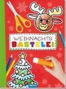 Cover-Bild zu Trötsch Verlag GmbH & Co. KG (Hrsg.): Trötsch Bastelbuch mit Bastelbögen Weihnachtsbastelei