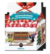 Cover-Bild zu Trötsch Verlag GmbH & Co. KG (Hrsg.): Trötsch Der kleine Maulwurf Adventskalender Haus mit 24 Minibüchern
