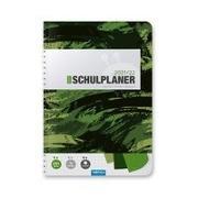 Cover-Bild zu Trötsch Verlag GmbH & Co. KG (Hrsg.): Trötsch Schulplaner Grün 2021/2022