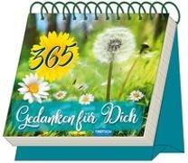 Cover-Bild zu Trötsch Verlag GmbH & Co. KG (Hrsg.): Trötsch Auftstellkalender 365 Gedanken für Dich