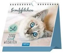 Cover-Bild zu Trötsch Verlag GmbH & Co. KG (Hrsg.): Trötsch Tischaufsteller Sprüche und Zitate zum Aufstellen Katzen