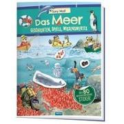Cover-Bild zu Trötsch Verlag GmbH & Co. KG (Hrsg.): Trötsch Das Meer Geschichten Spiele Wissenswertes Stickerbuch