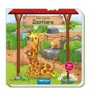 Cover-Bild zu Trötsch Verlag GmbH & Co. KG (Hrsg.): Trötsch Pappenbuch Alle meine Zootiere