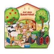 Cover-Bild zu Trötsch Verlag GmbH & Co. KG (Hrsg.): Trötsch Auf dem Bauernhof Pappenbuch
