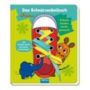 Cover-Bild zu Trötsch Verlag GmbH & Co. KG (Hrsg.): Trötsch die Maus Das Schnürsenkelbuch Pappenbuch