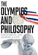 Cover-Bild zu The Olympics and Philosophy von Reid, Heather L. (Hrsg.)