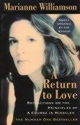 Cover-Bild zu A Return to Love von Williamson, Marianne
