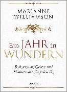 Cover-Bild zu Ein Jahr in Wundern (eBook) von Williamson, Marianne