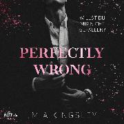 Cover-Bild zu Perfectly Wrong (Audio Download)
