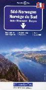 Cover-Bild zu Hallwag Kümmerly+Frey AG (Hrsg.): Süd-Norwegen 1:335 000. 1:335'000