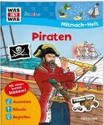Cover-Bild zu Mitmach-Heft Piraten von Marti, Tatjana