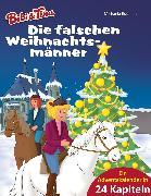 Cover-Bild zu Bibi & Tina - Die falschen Weihnachtsmänner (eBook) von Rudolph, Michaela