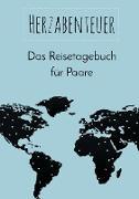 Cover-Bild zu Neuberger, Nicole: Herzabenteuer: Das Reisetagebuch für Paare