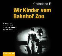 Cover-Bild zu F., Christiane: Wir Kinder vom Bahnhof Zoo